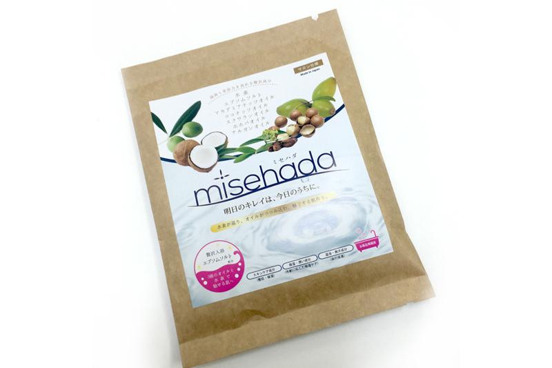 水素入浴剤 misehada(ミセハダ)