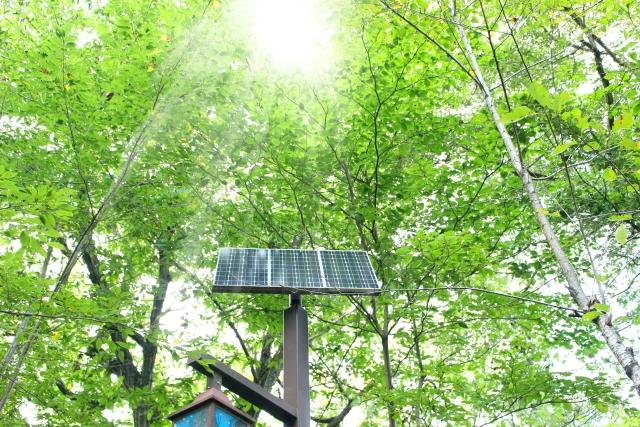 再生可能エネルギーが必要な日本
