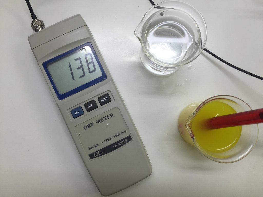 酵水素328酸化還元電位