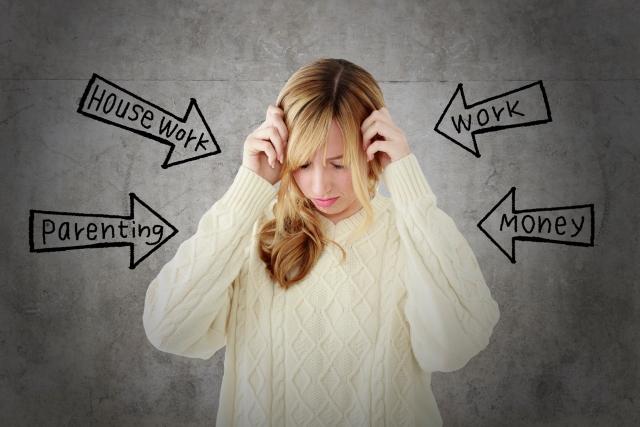 ストレスによって発生する悪玉活性酸素