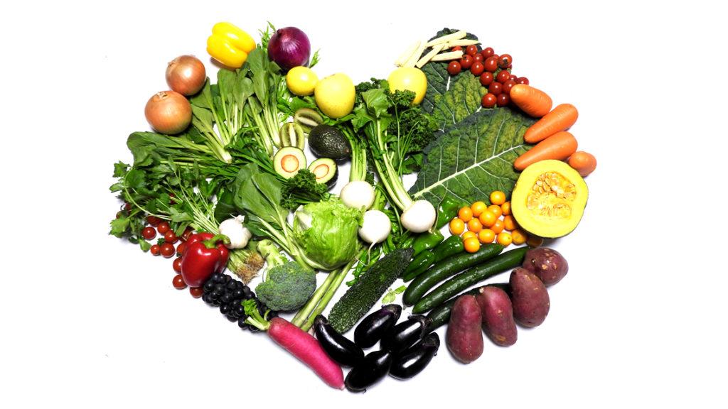 野菜の愛がたっぷり詰まったベジタブルワン